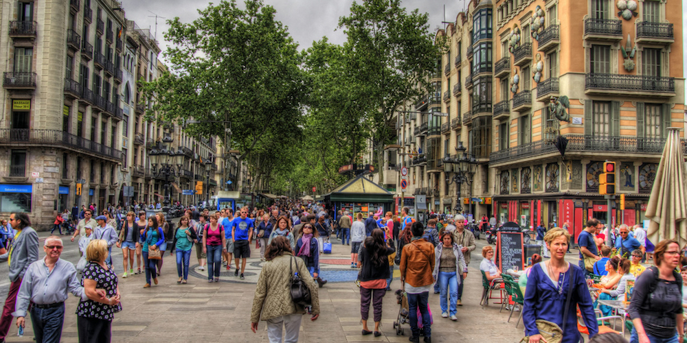 Turismo Barcelona alquiler vacacional Lodging Management