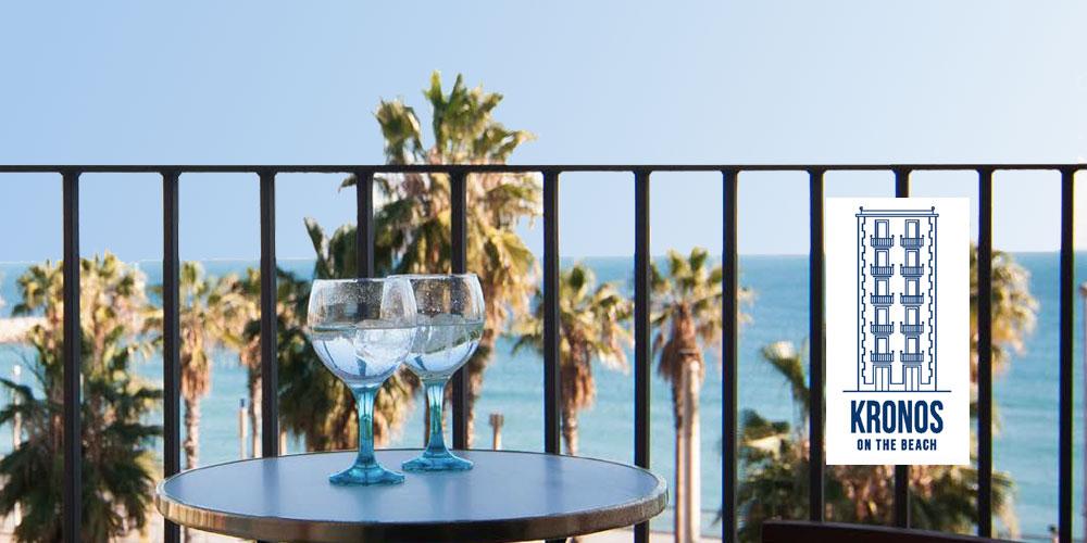 Kronos on the beach luxury apartment La Barceloneta.