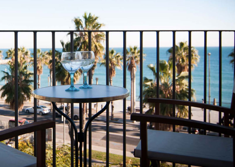 Our best beach luxury apartments in Barcelona