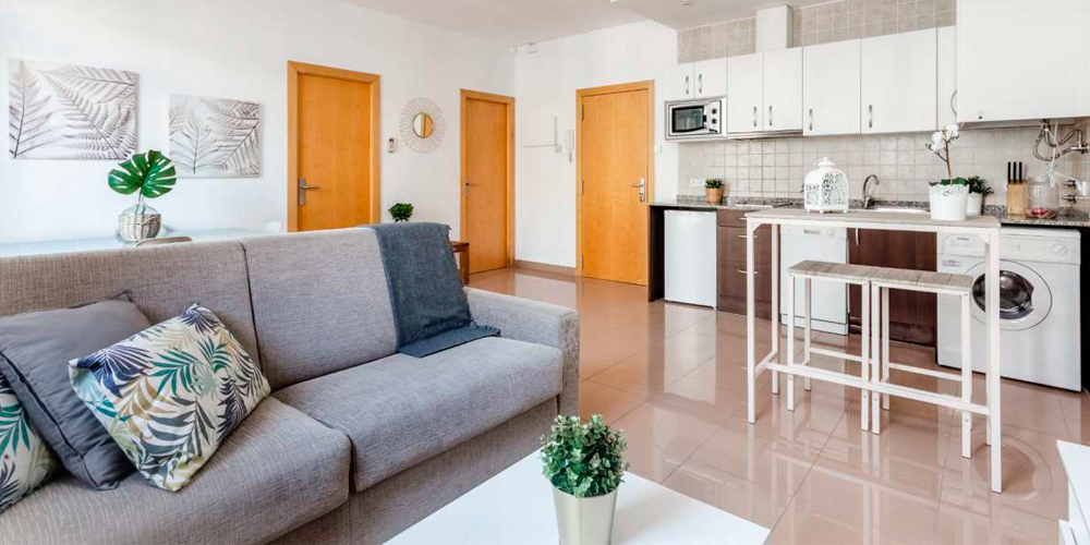 Coliving apartments Barcelona, Lodging
